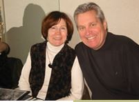 Cathy Nealon and Philip LeBlanc